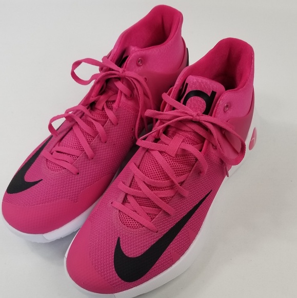 923c587c11f Nike KD Trey 5 Breast Cancer Basketball Shoes 10.5.  M 5b42609daa5719a134781523